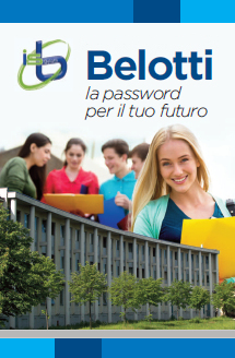 IS Bortolo Belotti: La password per il tuo futuro